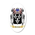 Southam 35x21 Oval Wall Decal