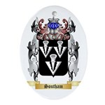 Southam Oval Ornament
