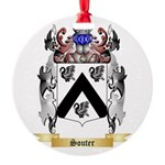 Souter Round Ornament