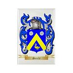 Soule Rectangle Magnet (100 pack)