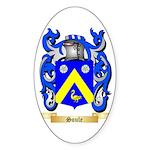 Soule Sticker (Oval 50 pk)