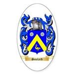 Soulard Sticker (Oval 10 pk)