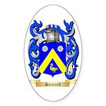 Soulard Sticker (Oval 50 pk)
