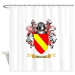 Soulanet Shower Curtain
