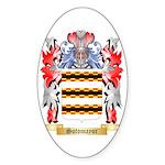 Sotomayor Sticker (Oval 50 pk)