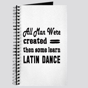 Some Learn Latin dance Journal