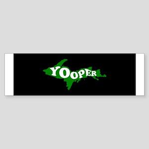 Yooper Bumper Sticker Bumper Sticker