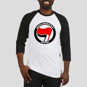 Anti-Fascist Action Baseball Jersey