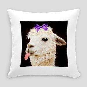 Alpaca or LLama? Everyday Pillow