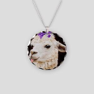 Alpaca or LLama? Necklace