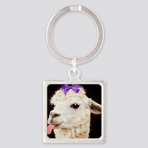 Alpaca or LLama? Keychains