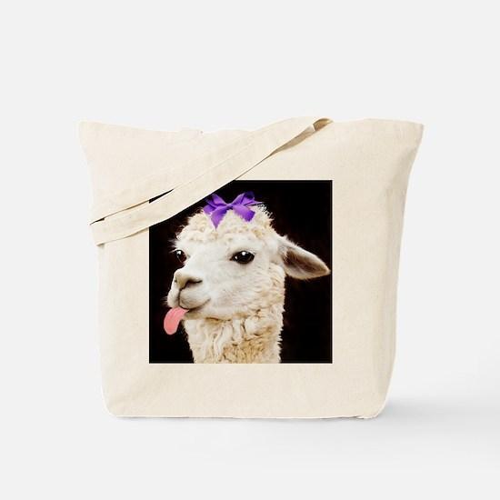 Alpaca or LLama? Tote Bag