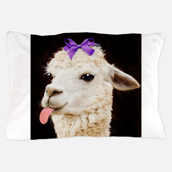 Alpaca or LLama? Pillow Case