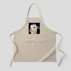 Alpaca or LLama? Apron