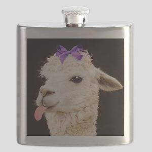Alpaca or LLama? Flask