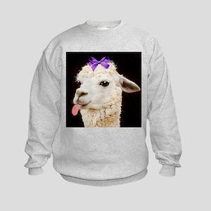 Alpaca or LLama? Sweatshirt