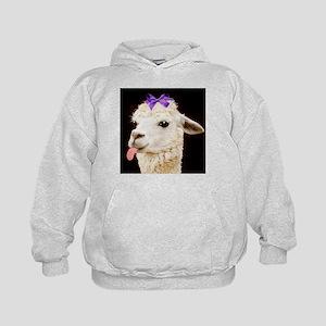Alpaca or LLama? Hoodie