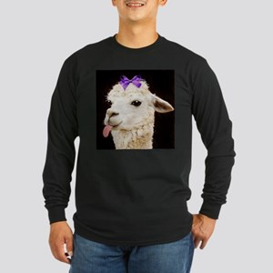 Alpaca or LLama? Long Sleeve T-Shirt
