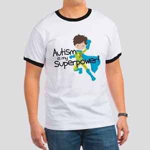 Autism Superpower Ringer T