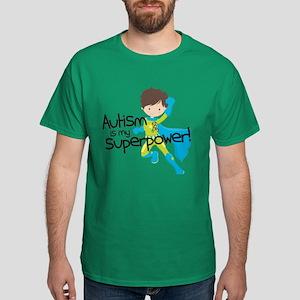 Autism Superpower Dark T-Shirt