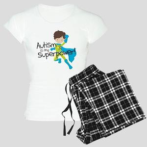 Autism Superpower Women's Light Pajamas