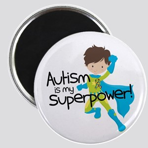 Autism Superpower Magnet