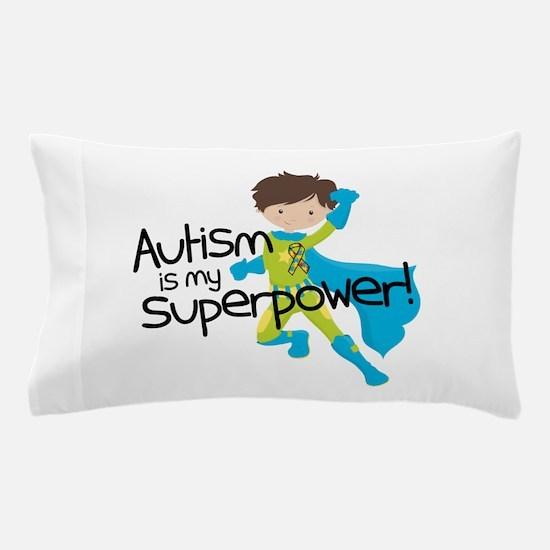 Autism Superpower Pillow Case