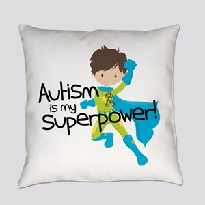 Autism Superpower Everyday Pillow