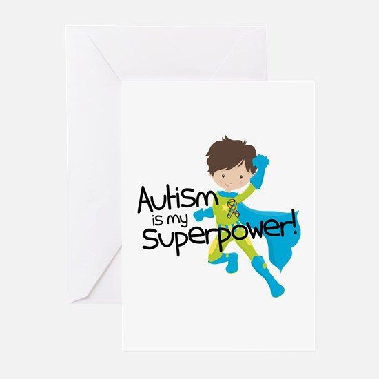 Autism Superpower Greeting Cards (Pk of 10)