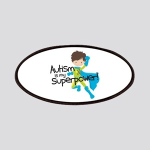 Autism Superpower Patch
