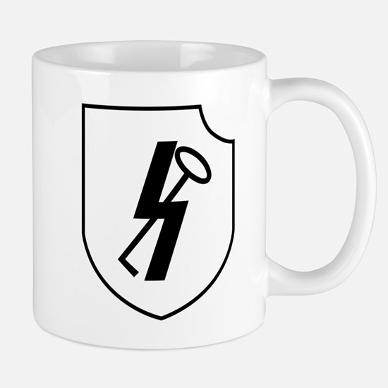 12th SS Panzer Division Hitlerjugend Mugs