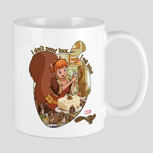 Squirrel Girl Nuts Mug