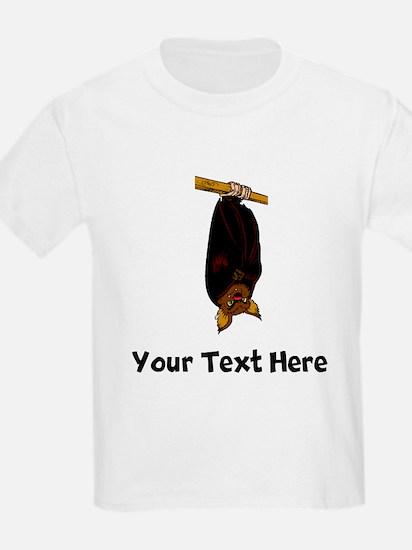 Bat Hanging (Custom) T-Shirt