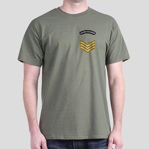 Irish Guards LSgt<BR> Black, Brown, Or Green