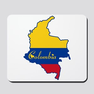 Cool Colombia Mousepad