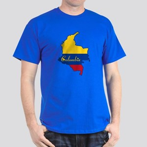 Cool Colombia Dark T-Shirt