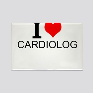 I Love Cardiology Magnets