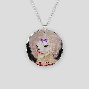 Dolly Llama Necklace