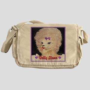 Dolly Llama Messenger Bag