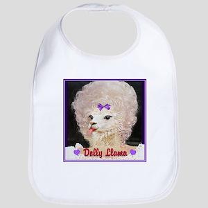 Dolly Llama Bib