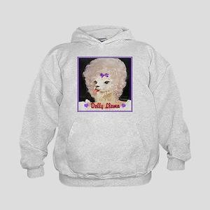 Dolly Llama Hoodie