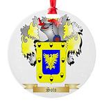 Soto Round Ornament