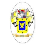 Soto Sticker (Oval 10 pk)