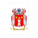 Sotillos Sticker (Rectangle 50 pk)