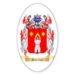 Sotillos Sticker (Oval)