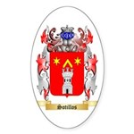 Sotillos Sticker (Oval 50 pk)