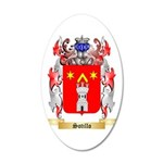 Sotillo 35x21 Oval Wall Decal