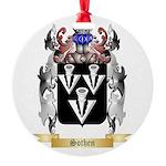 Sothen Round Ornament