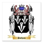 Sotham Square Car Magnet 3