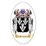 Sotham Sticker (Oval 50 pk)